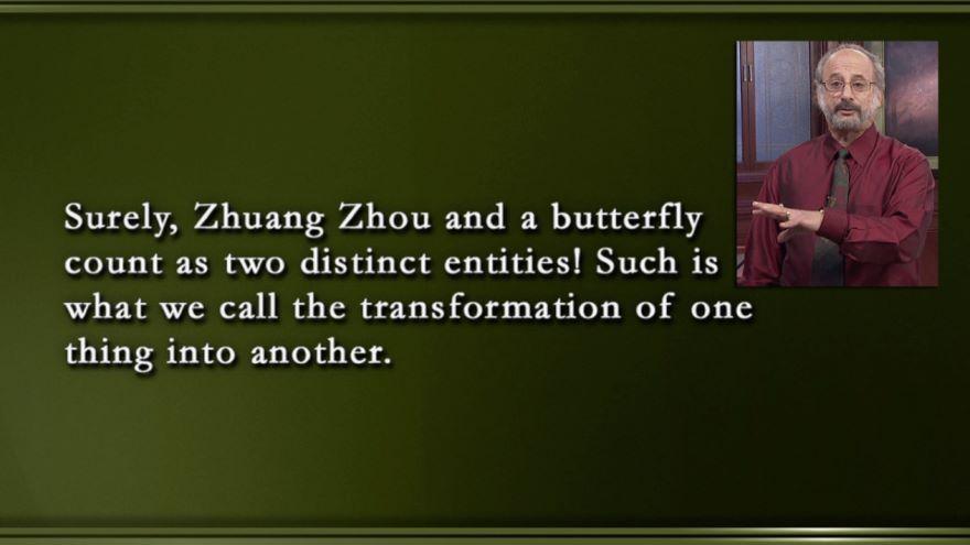 Zhuangzi on Daoism-Impermanence and Harmony