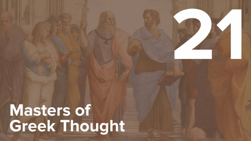 The Trial of Socrates II - Apology, Part 1