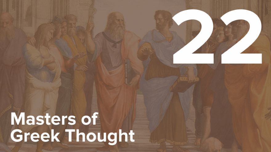 The Trial of Socrates III - Apology, Part 2