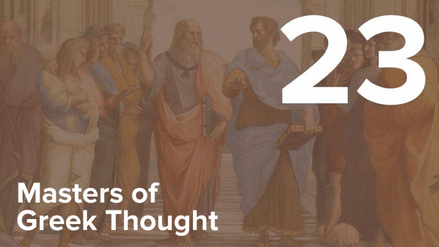 The Trial of Socrates IV - Crito