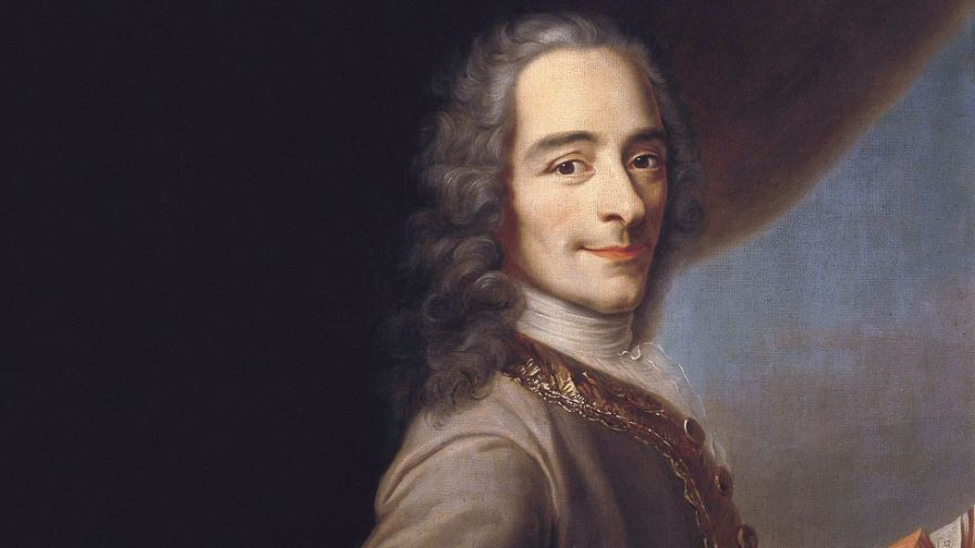 Voltaire—Bringing England To France