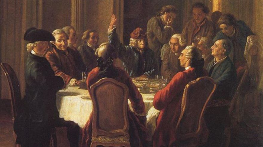 The Philosophes—The Triumph of the French Enlightenment