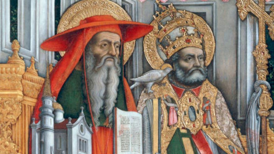 Ambrose, Jerome, and Gregory the Great
