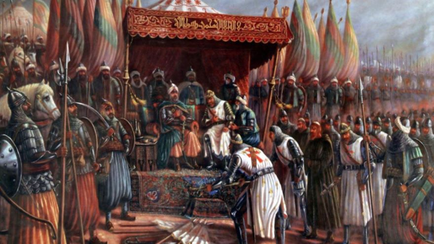 Saladin and the Defeat of the Crusaders