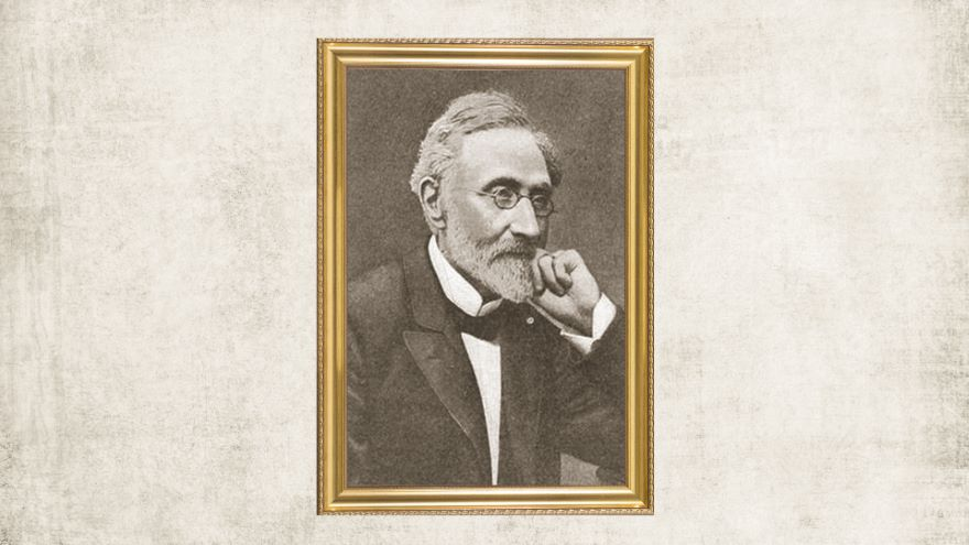 Heinrich Graetz—Jewish Historian