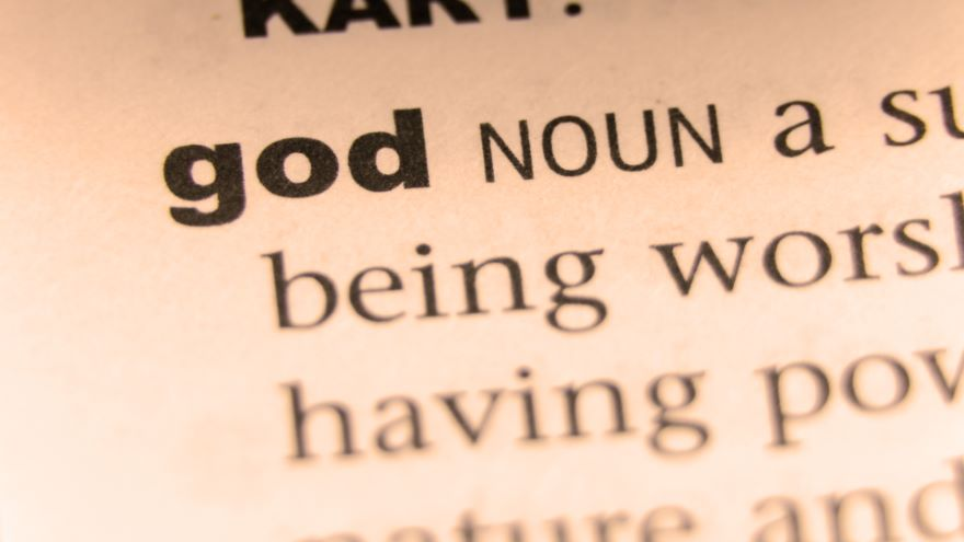 """How is the Word """"God"""" Generally Used?"""