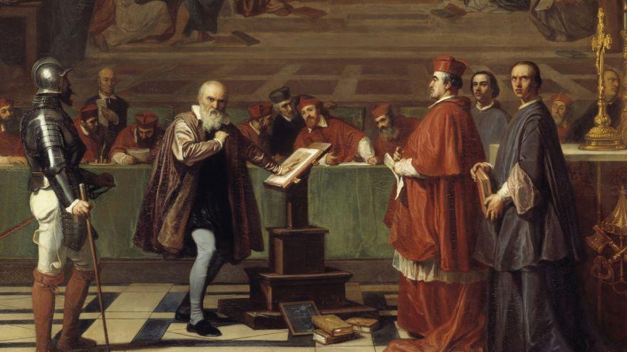 Church, Copernicus, and Galileo