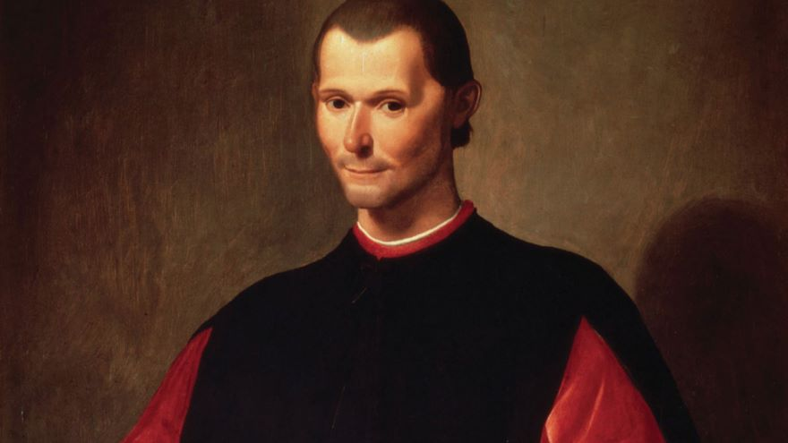 Machiavelli's New Order