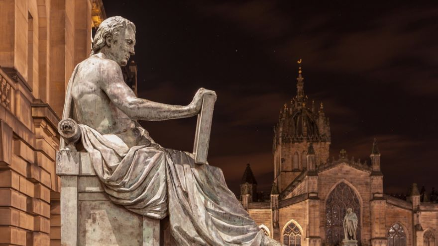 The Radical Skepticism of Hume