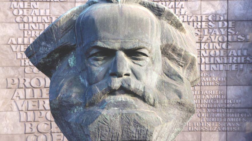 The Economic Revolution and Its Critic-Marx