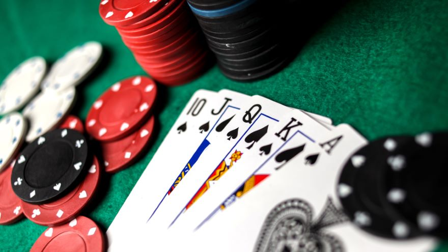 Asymmetric Information in Poker and Life