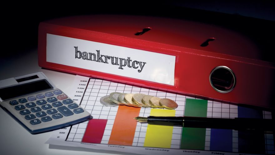 The Orange County, California, Bankruptcy