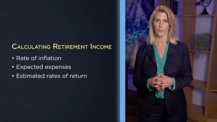 How to Think like a Retirement Expert