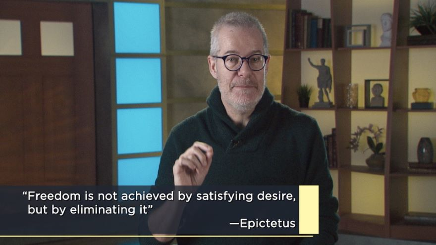 Epictetus on How to Be Free