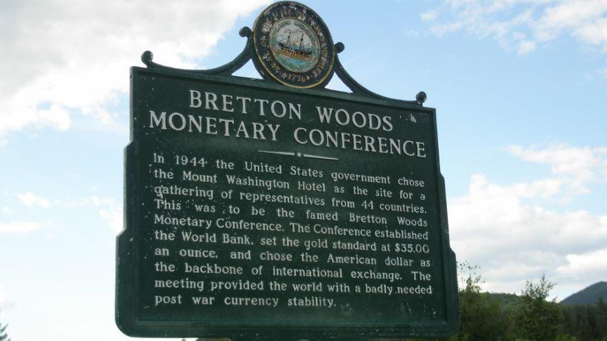 Intrigue at Bretton Woods: July 1944