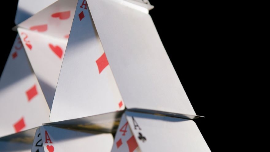 After the Recession: A Bigger House of Cards