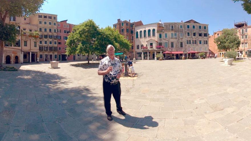 A Walking Tour of Venice