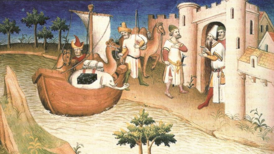 Marco Polo, China, and Silk Road Trade
