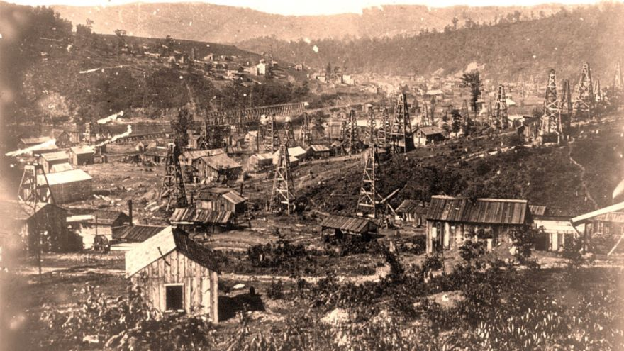 A Second Industrial Revolution after 1850