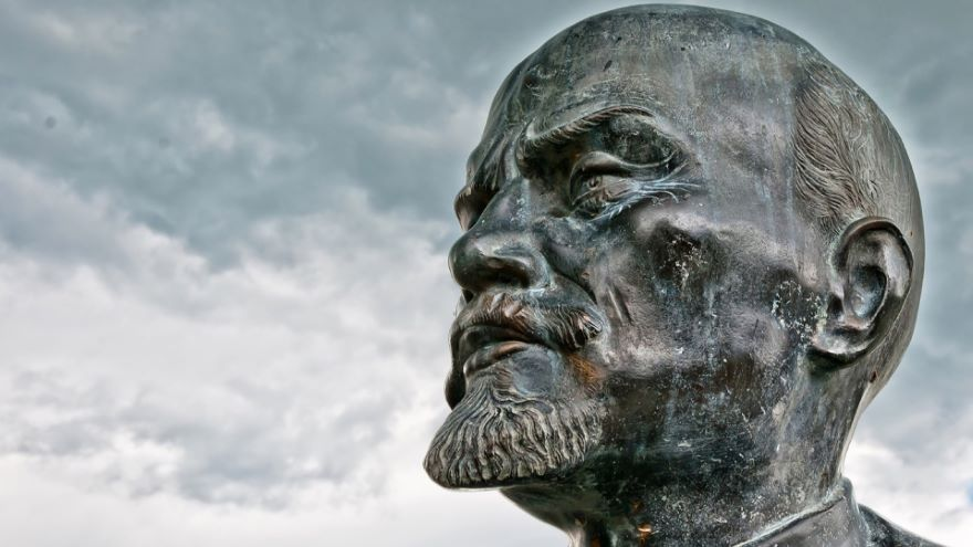 Russia's Marxist-Leninist Experiment
