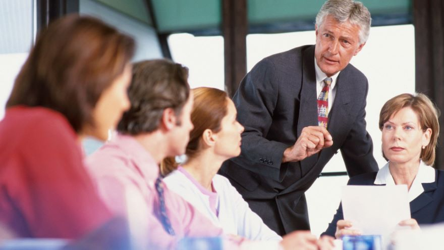 The Manager's Role in Dealing with Conflict