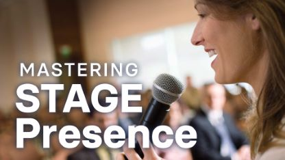 Mastering Stage Presence: How to Present to Any Audience