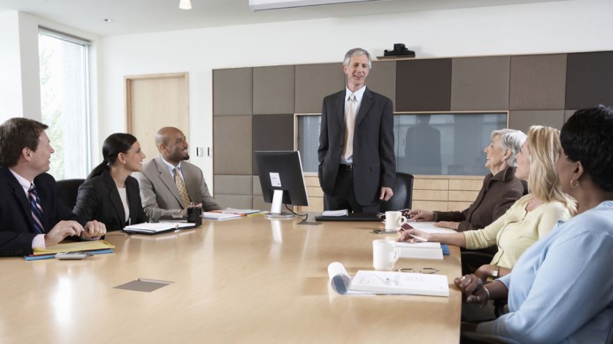 Organizational Structure and Management Teams