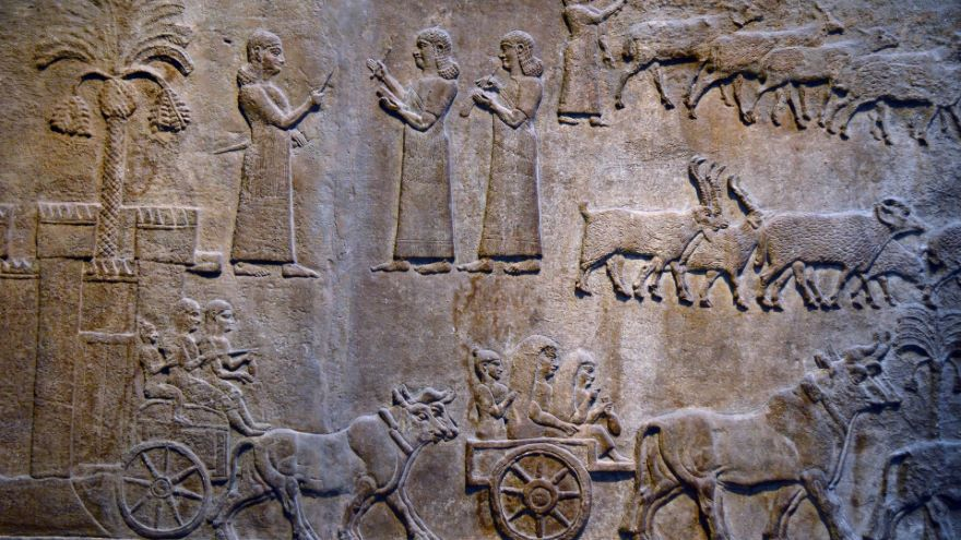 The Rise of Assyria