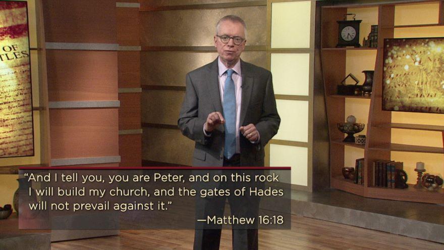 The Church in the Gospel of Matthew