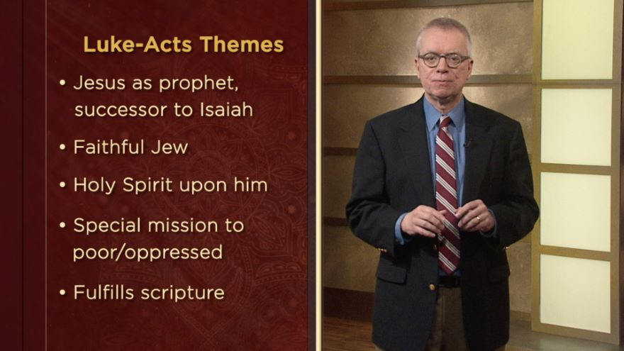 Luke and Acts on God's History of Salvation