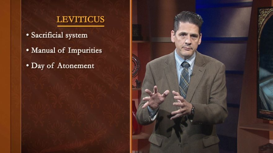 Leviticus at a Crossroads