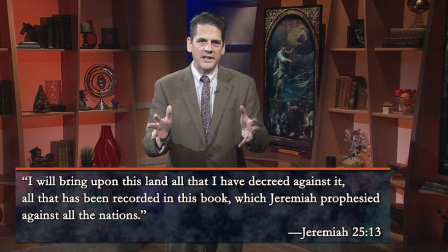 Jeremiah, Persecuted Prophet
