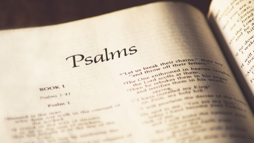 The Music of the Psalms
