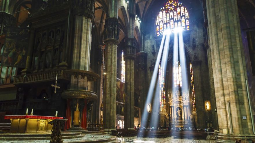 The Church and Sacraments
