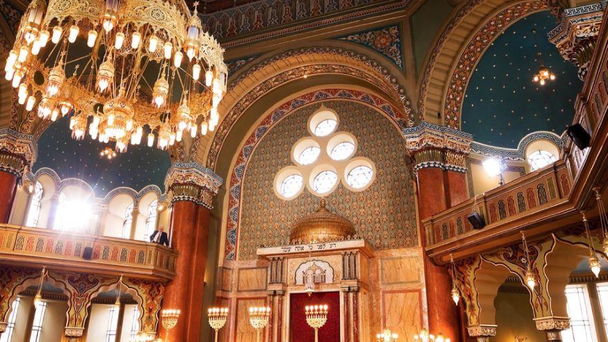 Jewish Worship-Prayer and the Synagogue