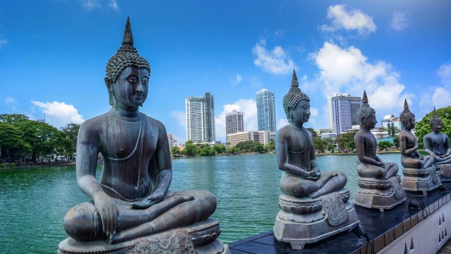 Buddhism as a World Religion