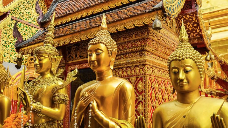 Theravada Buddhism in Southeast Asia
