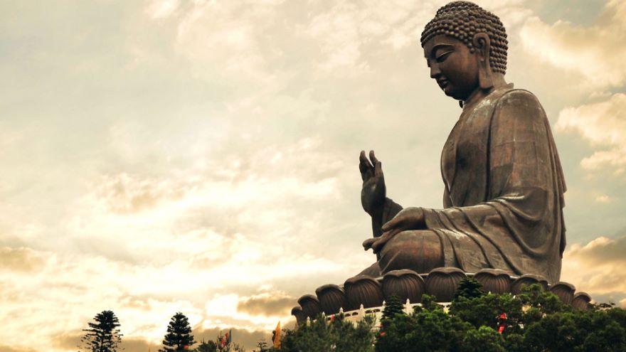 The Three Baskets of Buddhism