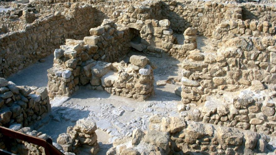 Discovery and Site of the Dead Sea Scrolls