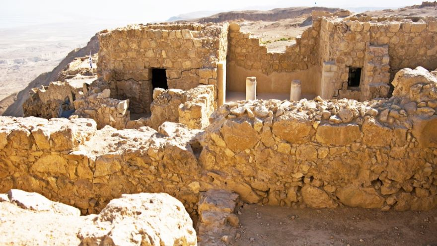 From Roman Annexation to Herod the Great