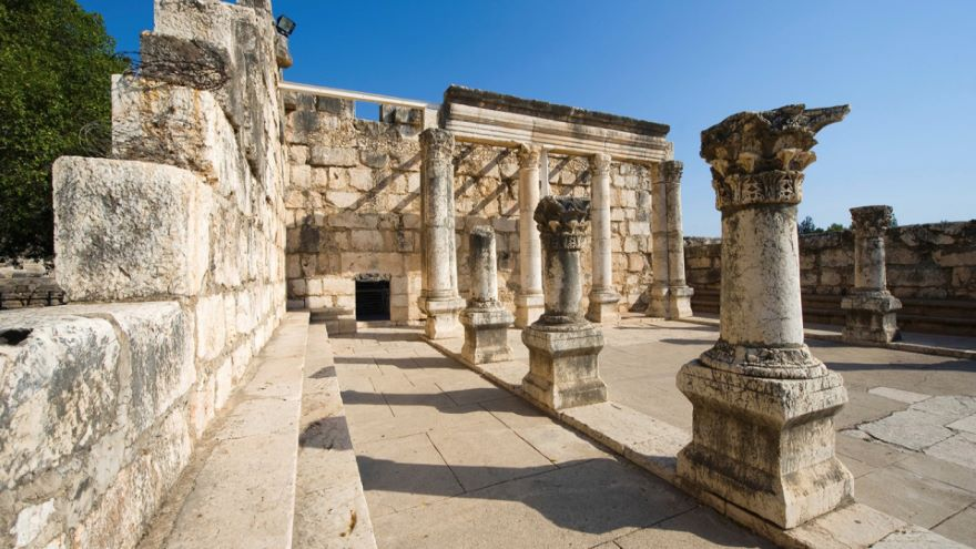 Galilee-Setting of Jesus's Life and Ministry
