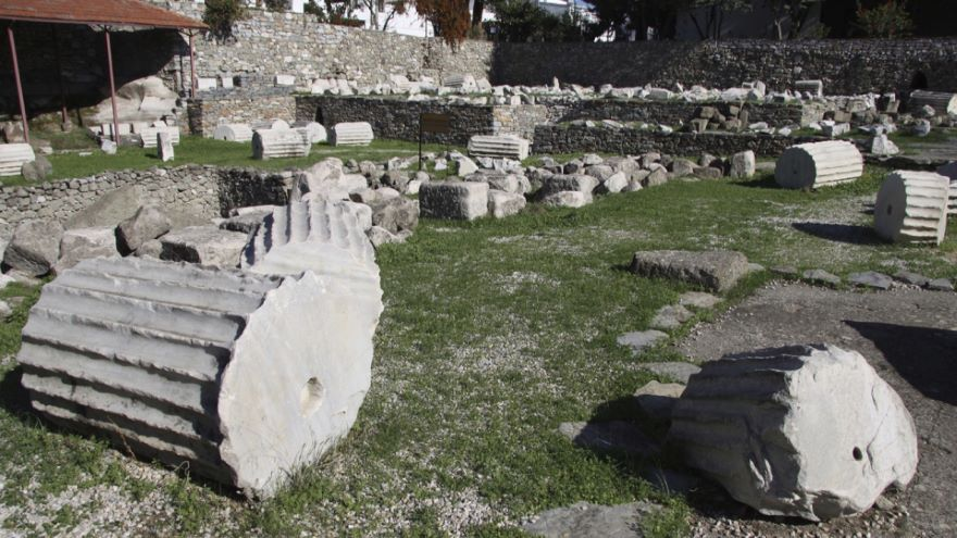 Early Jewish Tombs in Jerusalem
