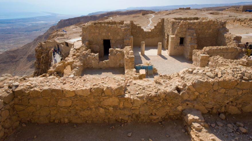 Masada-Herod's Desert Palace and the Siege