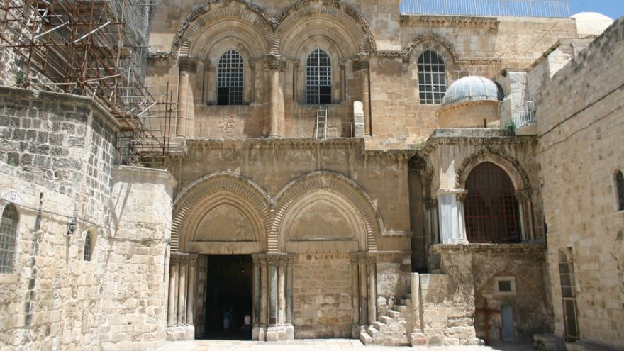Christian Emperors and Pilgrimage Sites