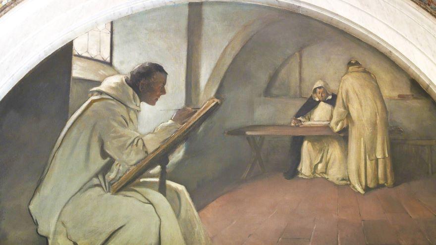 Monasteries and Manuscripts