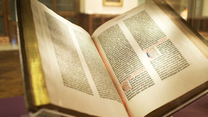 The Renaissance, Printing, and the Bible