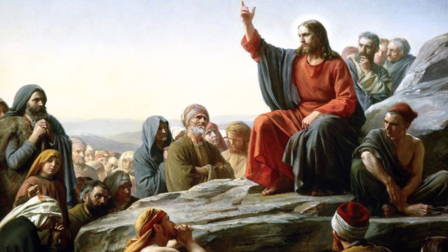 Jesus and the Sermon on the Mount