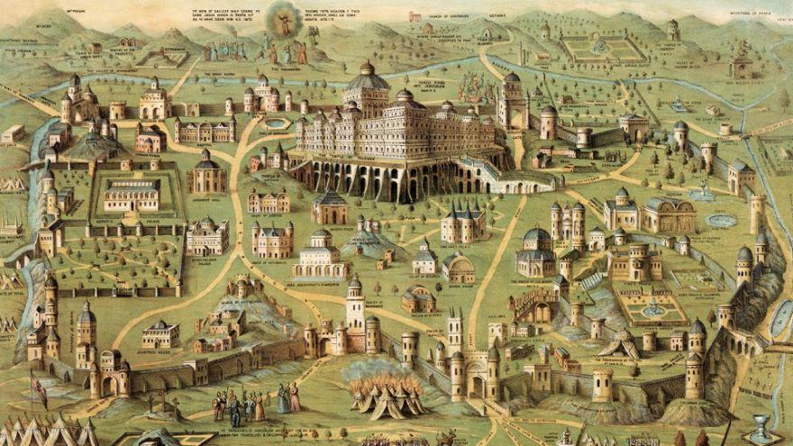 The Destruction of Solomon's Temple
