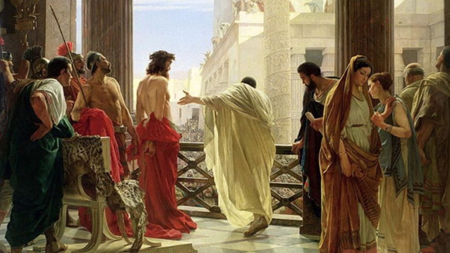 Pontius Pilate: A Roman Prefect