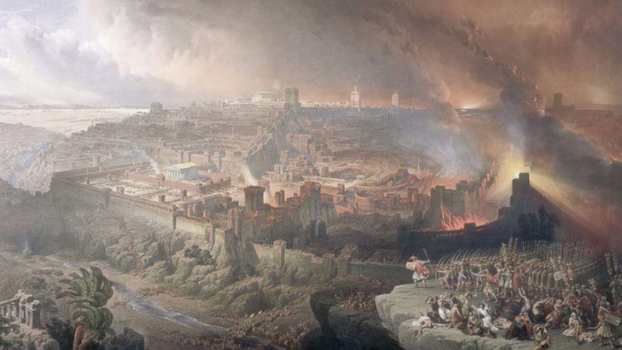 Jesus's Prophecy: Jerusalem's Destruction